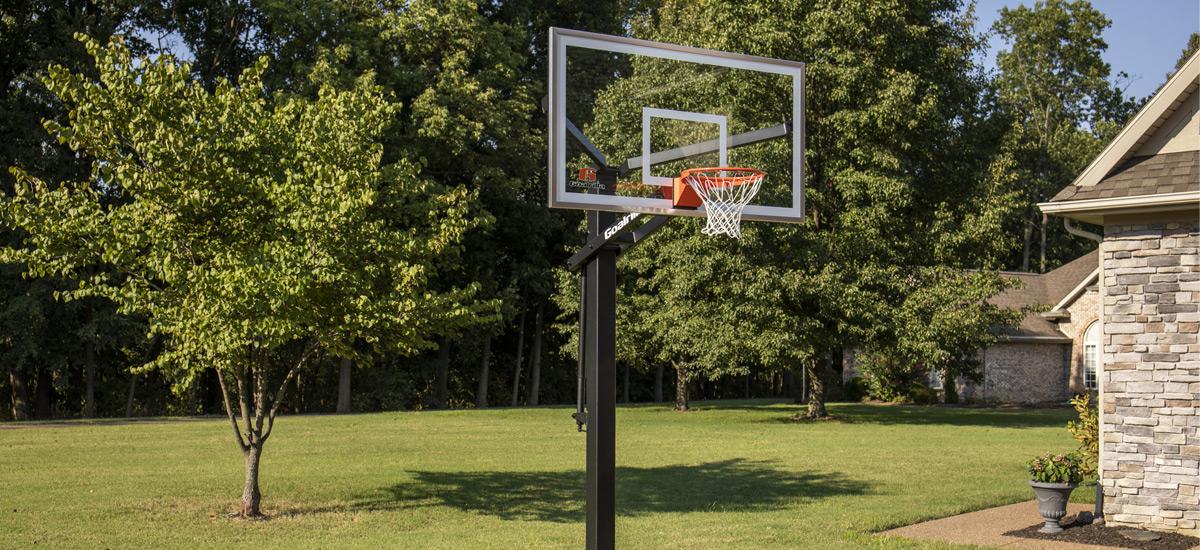 Alle Basketballkörbe im Überblick